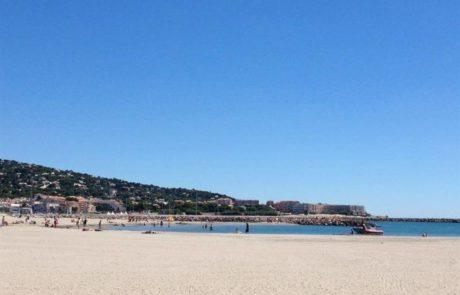 Plage Sète - Visites touristiques Mas de Thau
