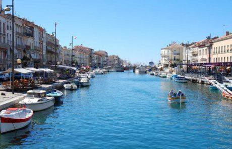 Port Sète - Visites touristiques Mas de Thau